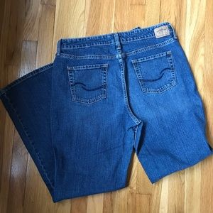 💙💜💙 Levi's Signature Boot Cut Jeans 💙💜💙